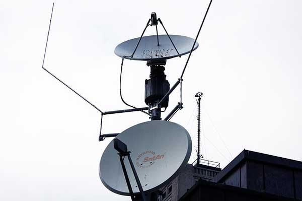 instalar una antena