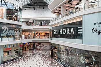 centro comercial protegido con sistemas de videovigilancia alcala henares
