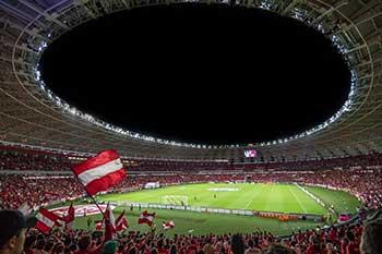 sistemas de videovigilancia alcala de henares en un estadio de futbol