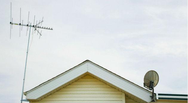 antena mantenimiento