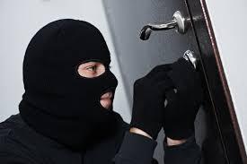 seguridad en comunidad de propietarios ladron