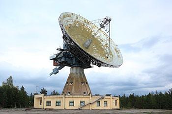 antenas en madrid satelite