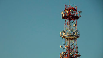 antenas en madrid television